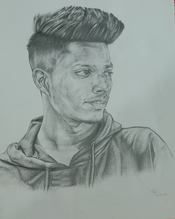 pic oh his sketch