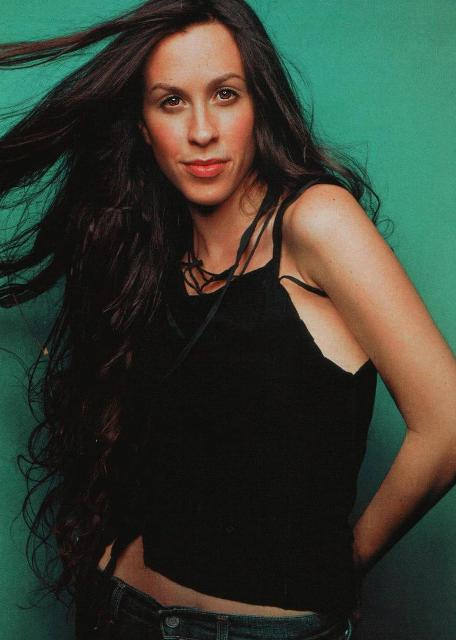 Alanis Morissette Bra Size Age Weight Height