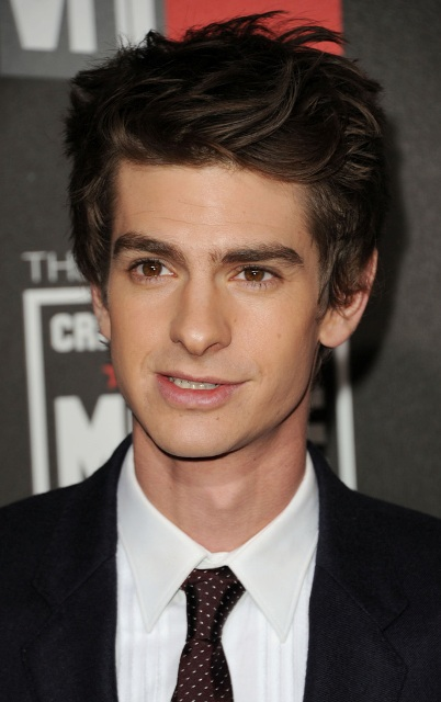 Andrew Garfield Age Weight Height Measurements