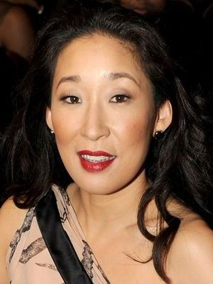 Sandra Oh Plastic Surgery Before and After  Celebrity Sizes
