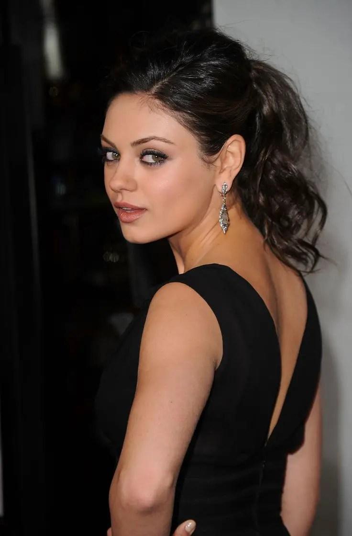 Mila Kunis Workout Routine Celebrity Sizes