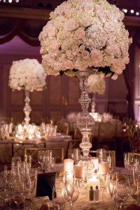 Elegant Wedding Centerpieces - Celebrity Style Weddings