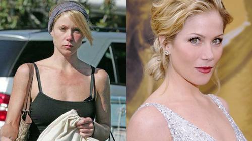 Christina Applegate Without Makeup