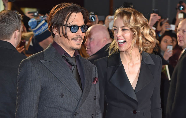 Amber Heard Johnny Depp Wedding 3