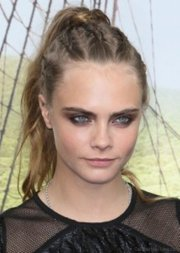 hairstyles of cara delevingne