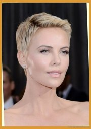 beautiful hairstyles of charlize