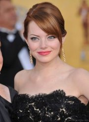 cute hairstyles of emma stone
