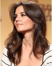 nice hairstyles of katie holmes