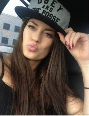 hannah stocking cute hairstyles