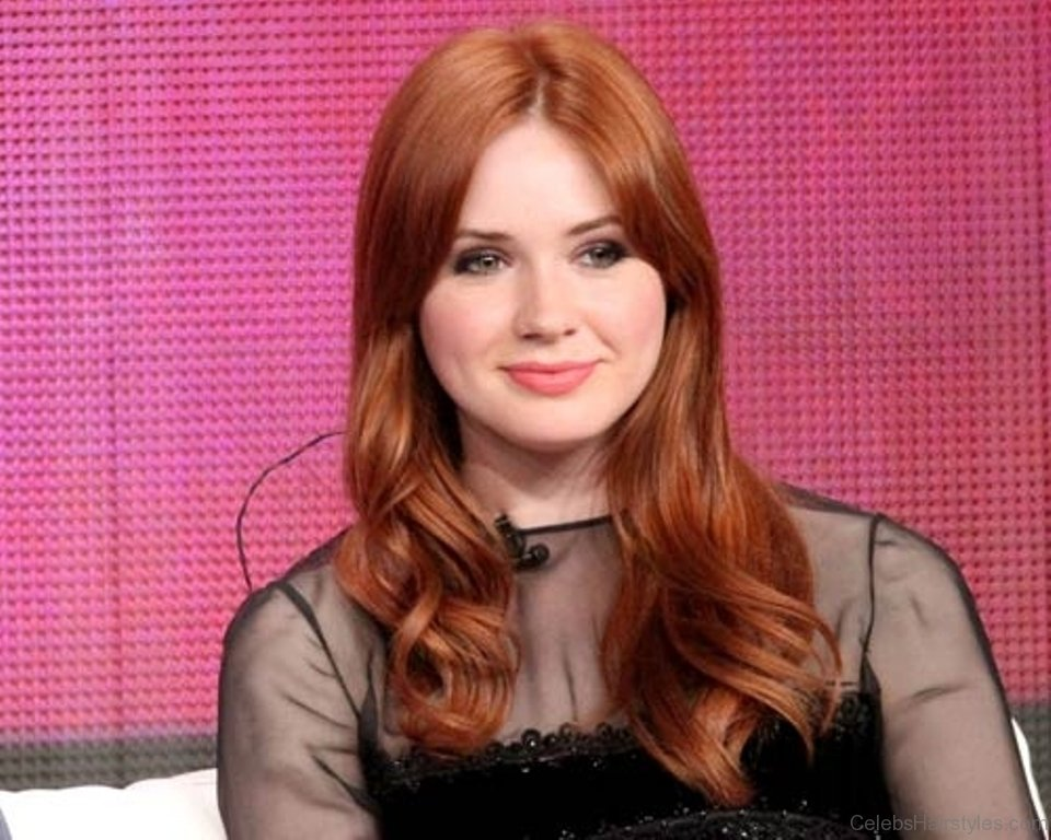 11 Fine Hairstyles Of Karen Gillan