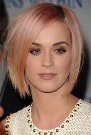 perfect hairstyles of katy perry