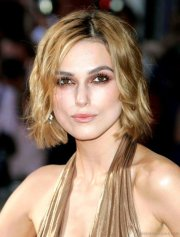 elegant hairstyles of keira