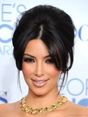 brilliant hairstyles of kim