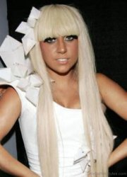 funky hairstyles of lady gaga