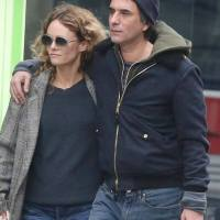 Vanessa Paradis and Samuel Benchetrit Stills Out in Paris