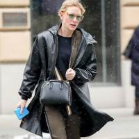 Cate Blanchett Stills Out and About in New York