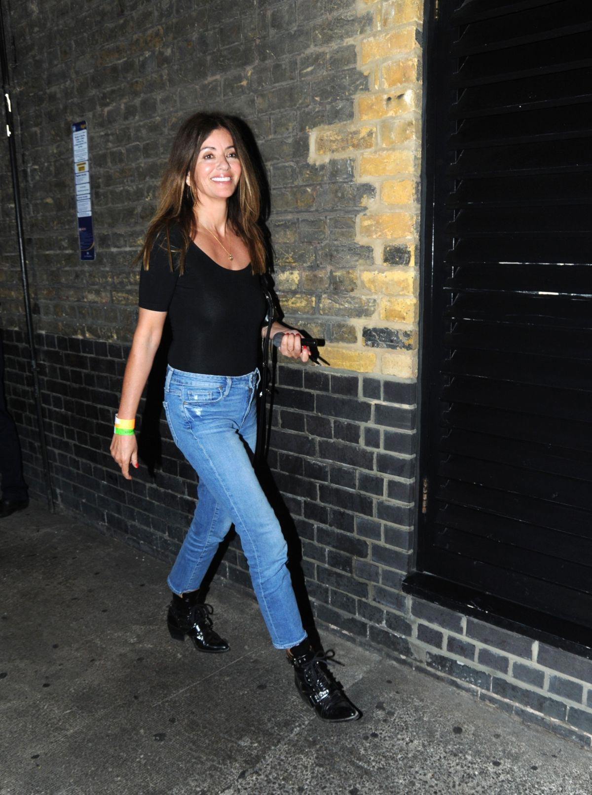 Sara McDonald at Chiltern Firehouse in London 20180720