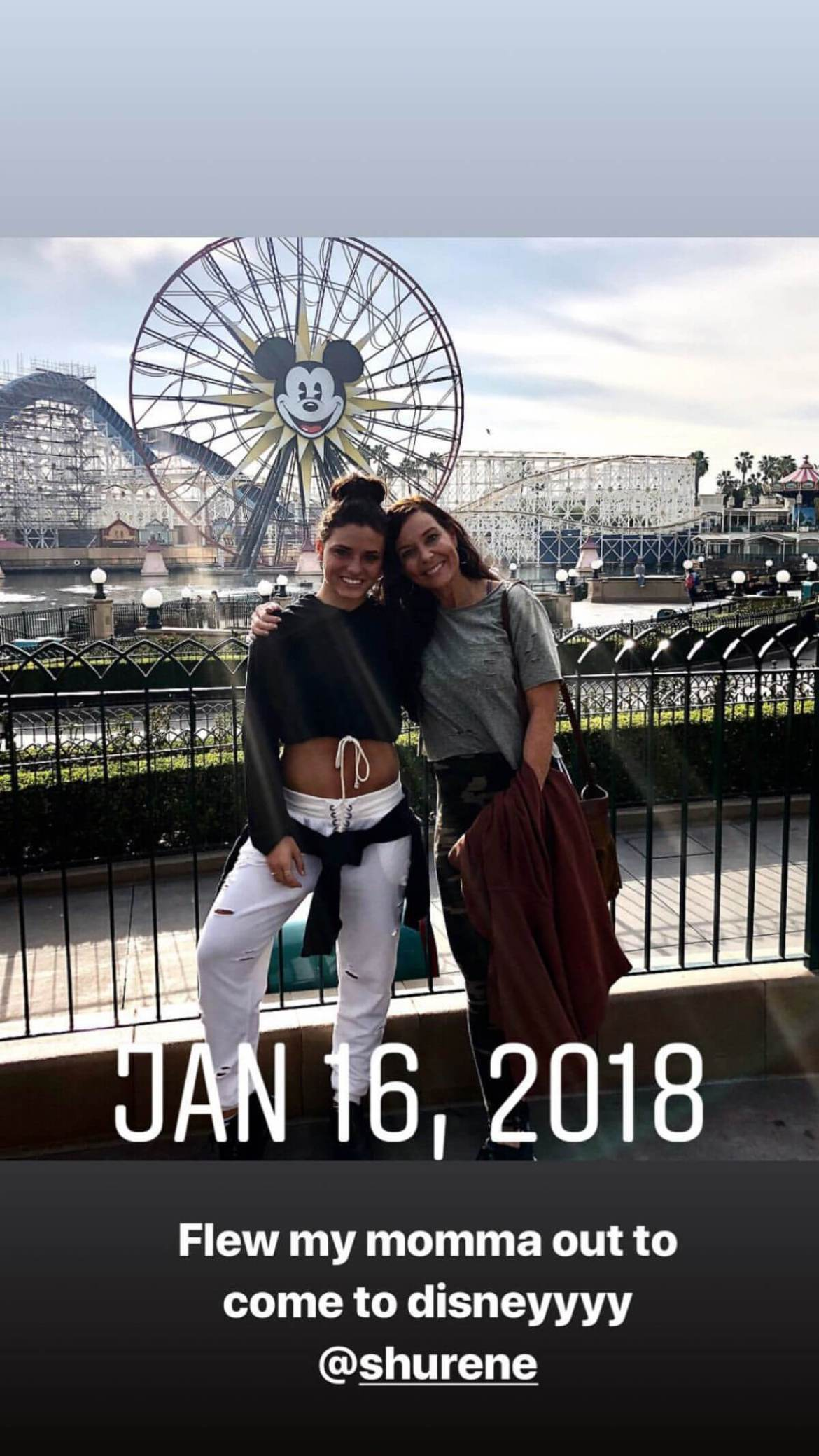 Jade Chynoweth at 2018 Instagram Highlights