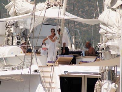 Tom Hanks Rents Worlds Largest Sailing Yacht