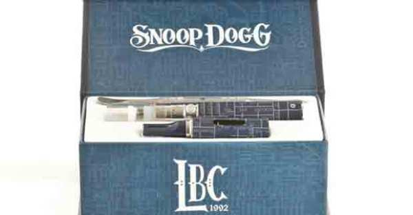 Snoop Dogg39s G Pen Portable Vaporizer
