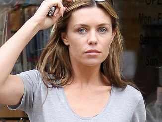 Abbey Clancy Without Makeup