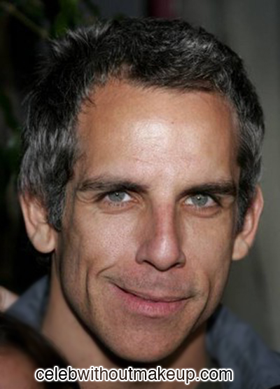 Ben Stiller Celeb Without Makeup 1