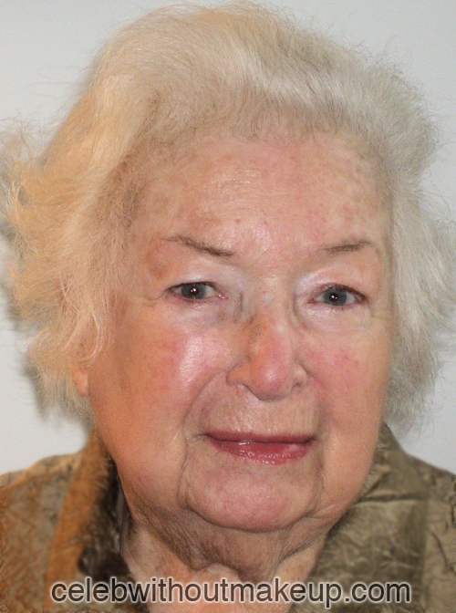 Betty White Celeb Without Makeup 1