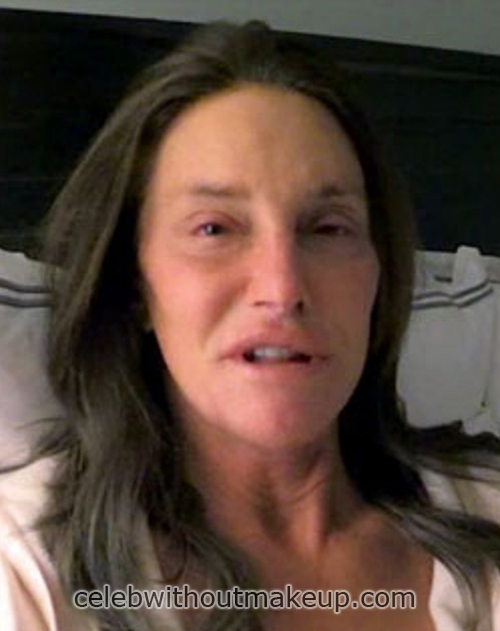Caitlyn Jenner No Makeup