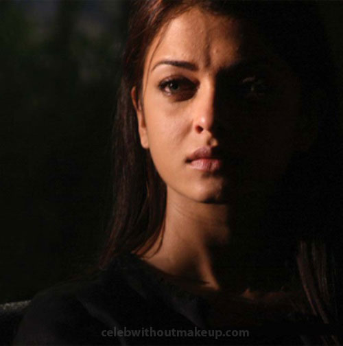 Aishwarya Rai no makeup