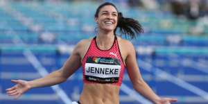 Michelle Jenneke age, Birthday, Height, Net Worth, Family, Salary