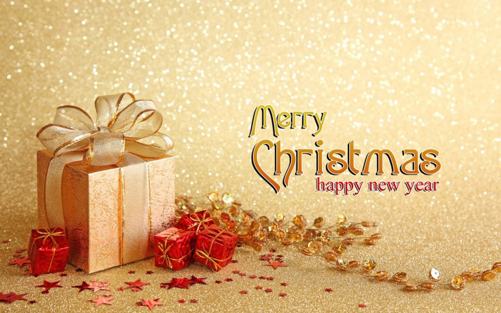 Merry Christmas Wishes And Happy Newyear