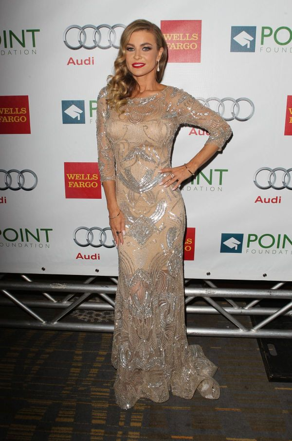 Carmen Electra Voices Point Musical Gala Benefit