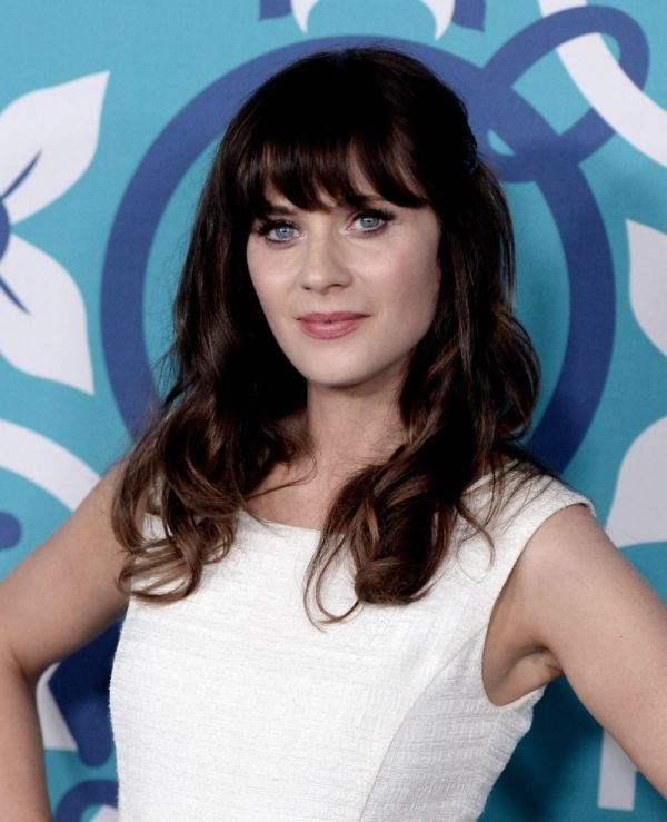 Zooey Deschanel Pinterest