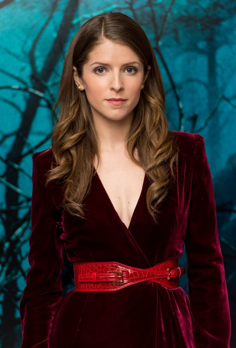 Anna Kendrick At Into The Woods Photocall Celebzz