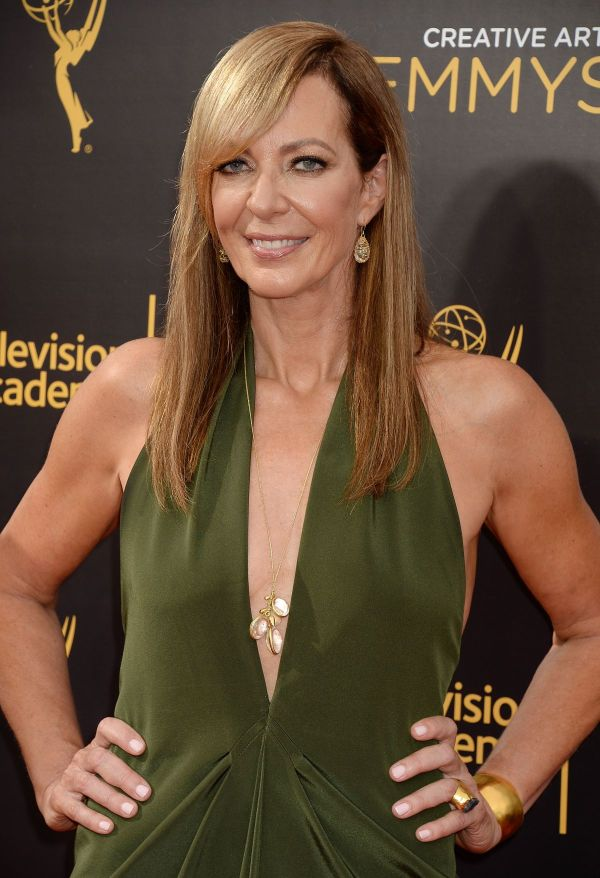 Allison Janney Creative Arts Emmy Awards Los Angeles