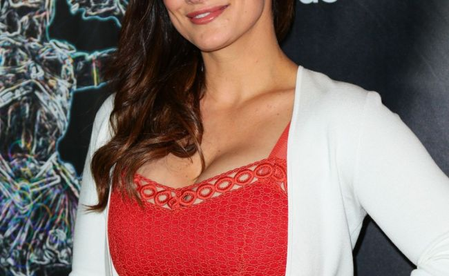 Gina Carano At Artemis Women In Action Film Festival Gala