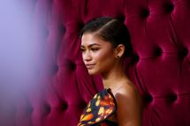 Zendaya Coleman Red Carpet Premiere Of Greatest