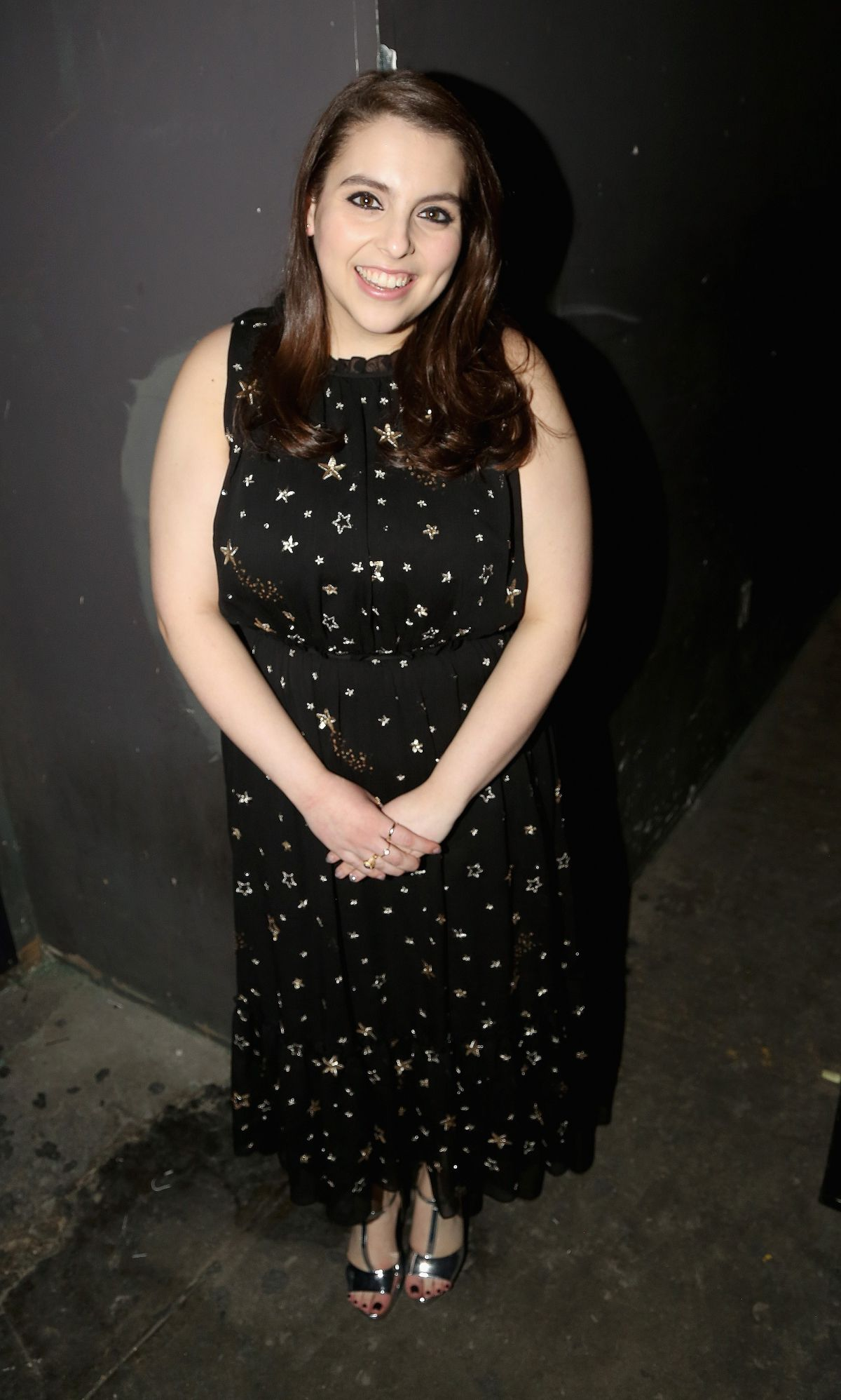 Beanie Feldstein At Casting Society of Americas 33rd Artios Awards held at Stage 48 New York