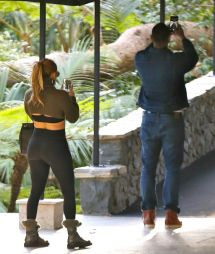 Jennifer Lopez Bel-air Hotel In Beverly Hills - Celebzz