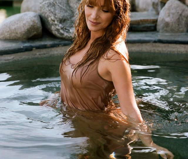 Jane Seymour Aaron Feaver Photoshoot For Playboy Non Nude February 2018