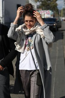 Zendaya Coleman In West Hollywood - Celebzz