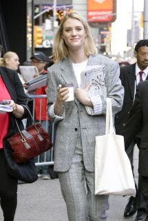 Mackenzie Davis Good Morning America Tv Show In