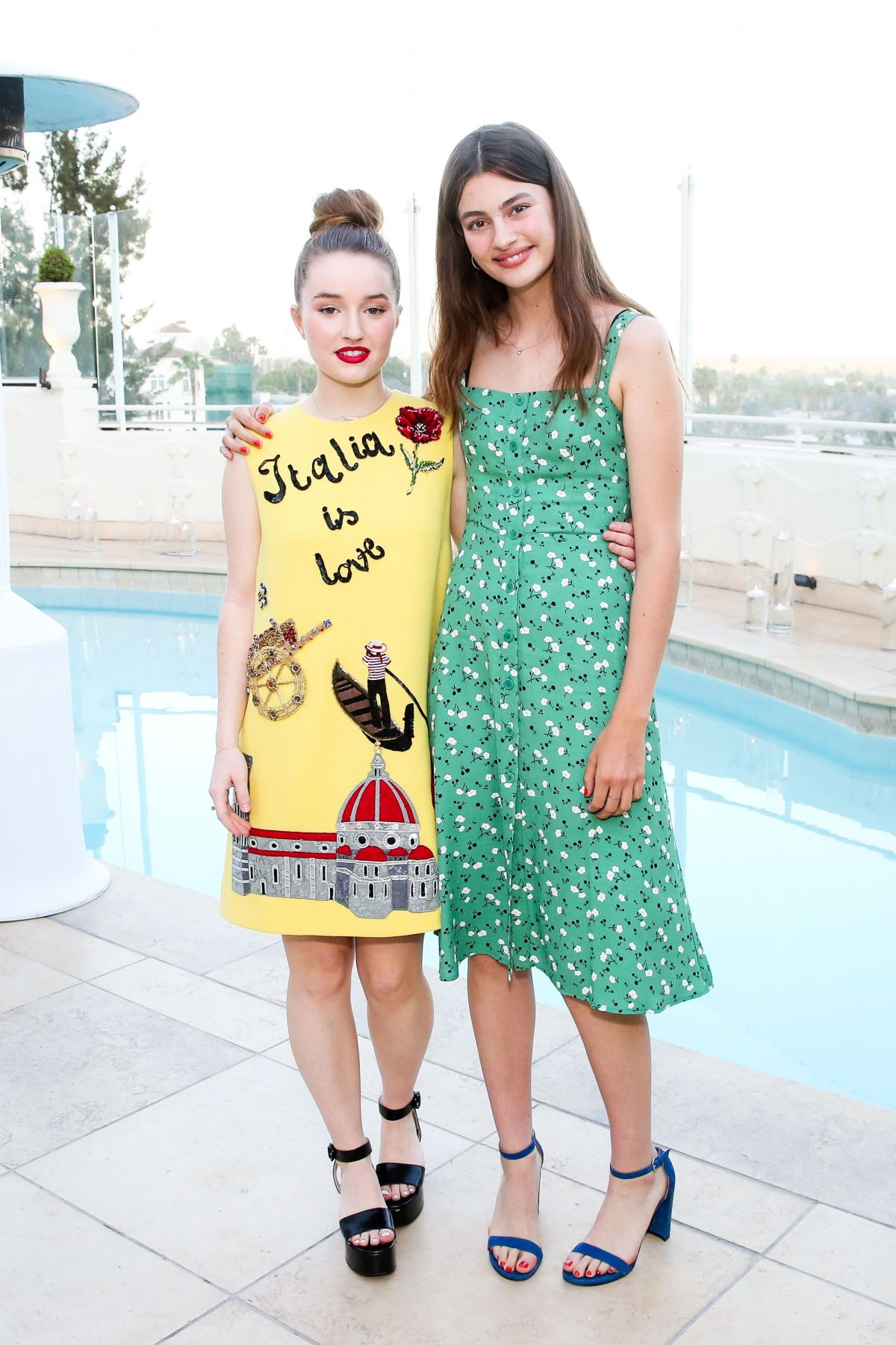 Kaitlyn Dever At A Summer Gathering Hosted By True