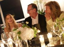 Margot Robbie Chanel Dinner In Cannes - Celebzz