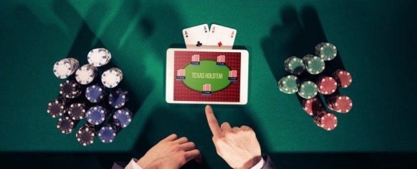 An online casino game screenshot