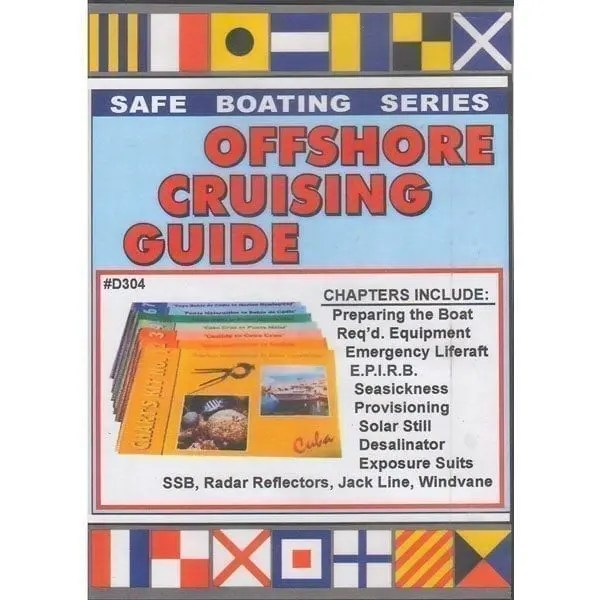 Offshore Cruising Guide – DVD