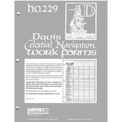 Davis Work Forms HO-229 All Vols