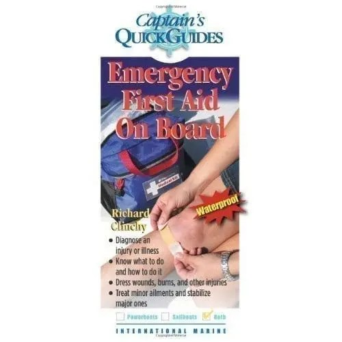 Captain's Quick Guides – Emergency First Aid