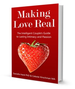 Book cover of sex therapy book Making Love Real