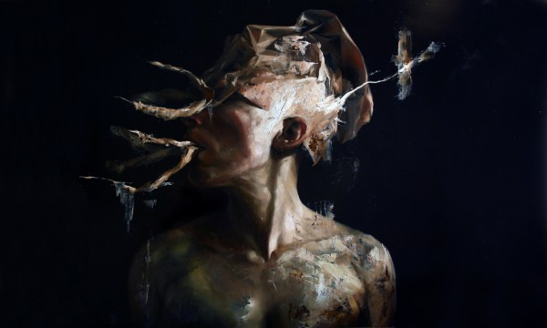 Dark Art Paintings